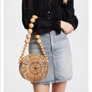 Cult Gaia circular bag